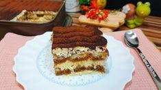 Tiramisu-Reteta Originala/ Secretele celui mai bun Tiramisu | AdeLina's ... Tiramisu, Original Recipe, Sweet Treats, Sweets, Mai, Ethnic Recipes, Food, Kitchen, Youtube