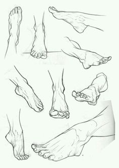 • FEET REFERENCE • DRAWING TIPS • PRO TIPS