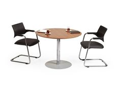 Small Round Office Table