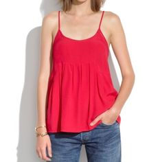 NWT Madewell tank Black Madewell tank J. Crew Tops Blouses