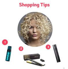 Hair products for curly hair!  Boucles D' Art: http://goo.gl/GL6Y4i Mousse Forte: http://goo.gl/1LP7eA ghd Eclipse: http://goo.gl/6mqEHa