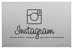 Instagram minimalista