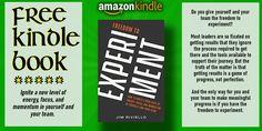 Book Club Books, New Books, The Freedom, Free Kindle Books, Self Help, Experiment, Leadership, Motivational, Author