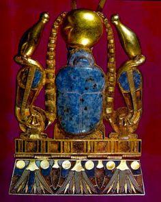 El Arte de la Orfebrería y Joyería : Que técnicas usaron los egipcios para fabricar sus...