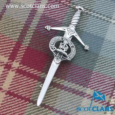 Clan Kincaid products in the Clan Tartan and Clan Crest, Made in Scotland…. Free worldwide shipping available