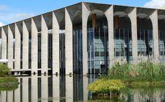 Palácio do Itamaraty - Brasília / DF