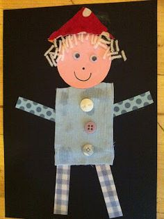 My Montessori Preschool: All ABout me--very cute and useful ideas for the first month of school!