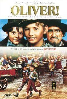 Pin it to Win it - MRR Oscar Giveaway - Oliver! - Best Picture 1968