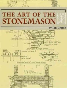 Dry Stone, Brick And Stone, Stone Work, Stone Walls, Masonry Construction, Book Annotation, Stone Masonry, Masonry Work, The Cloisters