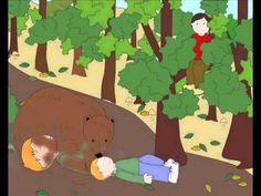 """El cuento para educar en valores """"los dos amigos"""" cuenta la historia de dos niños que iban paseando por el bosque cuando de repente... No os vamos a desvelar..."""