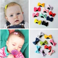 20 Pretty And Easy Ideas to Wear Butterfly Hair Clips Kids Hair Clips, Baby Hair Clips, Mobiles, Polka Dot Print, Polka Dots, Baby Hair Accessories, Shops, Barrettes, Mini
