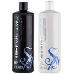Introducing Sebastian Professional Trilliance Shampoo  Conditioner 338 oz DUO SET. Get Your Ladies Products Here and follow us for more updates!