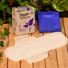 Veeda products are untreated, untainted, 100% natural cotton feminine care. Love yourself, love your body, choose a natural lifestyle.