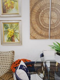 Dreaming of a vacation...💭✈ #outdoorfurnishing #tropicaloasis #shopduhome #duhomecollection Palm Beach Gardens, Oasis, Tropical, Tapestry, Boutique, Vacation, Artwork, Furniture, Home Decor