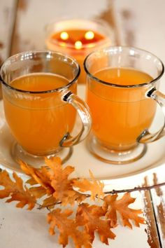 Crock Pot Hot Spiced Cider:  1 gallon apple cider  1 teaspoon whole cloves  2 cinnamon sticks  1 orange sliced