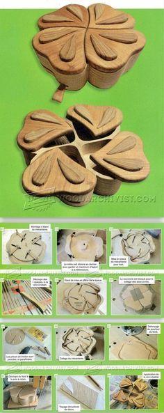 Quatrefoil Box Plans - Woodworking Plans and Projects | WoodArchivist.com