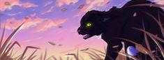 Ravenpaw by Fox-Desert.deviantart.com on @DeviantArt
