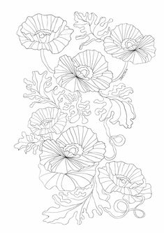 antistress coloring, zentangle designs, zentangle coloring pages, mandala coloring Mandala Coloring Pages, Colouring Pages, Coloring Books, Cutwork Embroidery, Embroidery Patterns, Mosaic Crafts, Free Motion Quilting, Doodle Art, Colorful Flowers