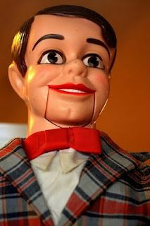 """ventriloquist doll......Wyatt LOVES Ventriloquist dolls! He already has """"Willie Talk"""" from the 1960's and """"Lester"""" from the 70's. He wants to collect them. Amazon.com has several to choose from."""