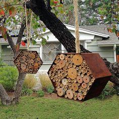 Fina insektshotell för din trädgård - Bloggar