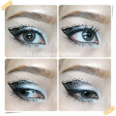 Freshlook Colorblends Gray Contact Lens