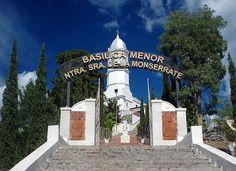 Basilica menor Nuestra Señora de la monserate Hormigueros, P.R.