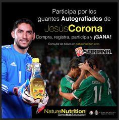 En #Tiendas #Soriana encuentras el Aceite que #TeLlevaABrasil NatureNutrition #GenteMásSaludable