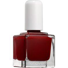 tenoverten Nail Polish (£14) ❤ liked on Polyvore featuring beauty products, nail care and nail polish