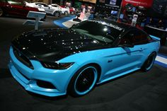 View 2015 Ford Mustang Custom SEMA 2014 015.JPG - Photo 85328305 from 2015 Mustangs at the 2014 SEMA Show
