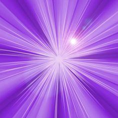 purple sun rays pic | Purple Ray