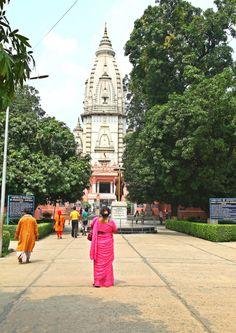 Varanasi, Big Ben, The Good Place, India, Building, Amazing, Places, Travel, Viajes