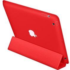 iPad Smart Case - Polyurethane - (PRODUCT) RED  beautiful...