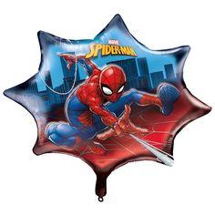 Giant Spiderman Balloon   Spiderman Themed Party Supplies   #Spiderman #SpidermanParty #Spidermanthemedparty #Spidermanpartysupplies #Spidermanbirthday #MarvelAvengers #Avengers #Superhero #Marvel Comics