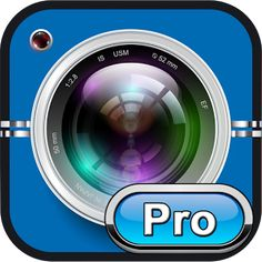 """HD Camera Pro"""" is a camera app designed simple and intuitive. All photo sizes are available in the Pro version"""