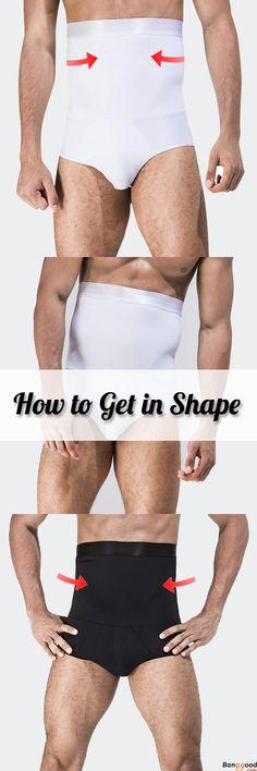 Secret To Get in Good Shape. Body Shapewear for Men. Help you get your best figure. Size:M - XL.