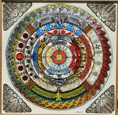 Four Winds of the Seven Nations by Mana Lesman
