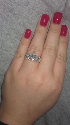 pic of marquise ring on size 4 6 wedding engagement ring marquise marquise ring - Size 4 Wedding Rings