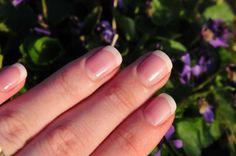 Naturalne paznokcie -pielegnacja