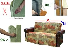Futon covers and Skirted futon slipcovers by futonstogo.com are in stock