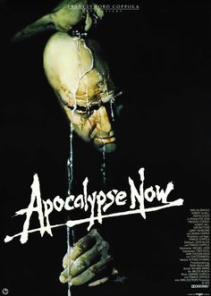 APOCALYPSE NOW, 1979. Directed by Francis Ford Coppola, starring Martin Sheen. Click through for screenwriter John Milius interviewed by Coppola.
