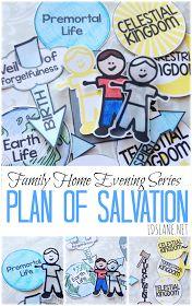 Family Home Evening Series: Plan of Salvation ldslane.net