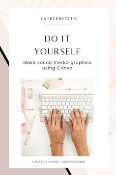I love Canva so much. You can easily design beautiful, professional graphics. You can choose from hundreds of professionally designed layouts or create your own designs from scratch.