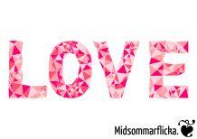 FREE Valentine Geometric Printables « Midsommarflicka