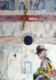 """Saatchi Art Artist Mateo Kos; Painting, """"""""Full Moon"""""""" #art"""