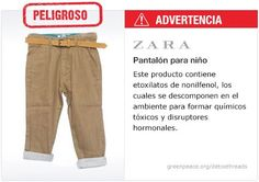 Zara Pantalón   #Detox #Fashion