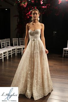 Naeem Khan Fall 2016 Bridal Collection