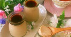 ロイヤルミルクティで作る濃厚な紅茶プリンを紅茶香るカラメルをかけて食べるとなんともリッチな味わいです♡