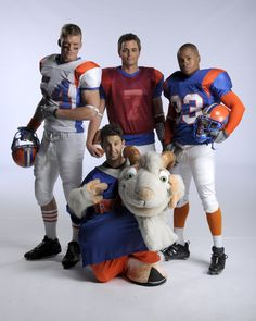 Blue Mountain State! Thad Castle;)