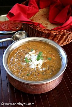 Dal Bukhara Recipe | Urad Dal Recipes