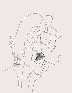 how to draw whiskers Young At Heart, Caricature, Rock Bands, The Beatles, Quilling, Line Art, Rock And Roll, Stencils, Artsy